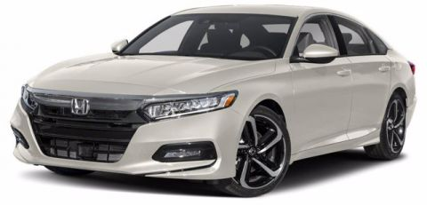 2020 Honda Accord Sedan Sport 2.0