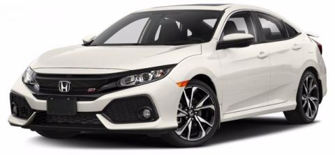2019 Honda Civic Si Sedan SEDAN SI MT