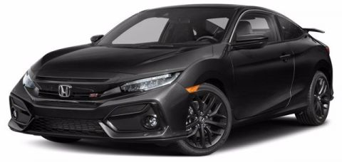 New 2020 Honda Civic Si Coupe